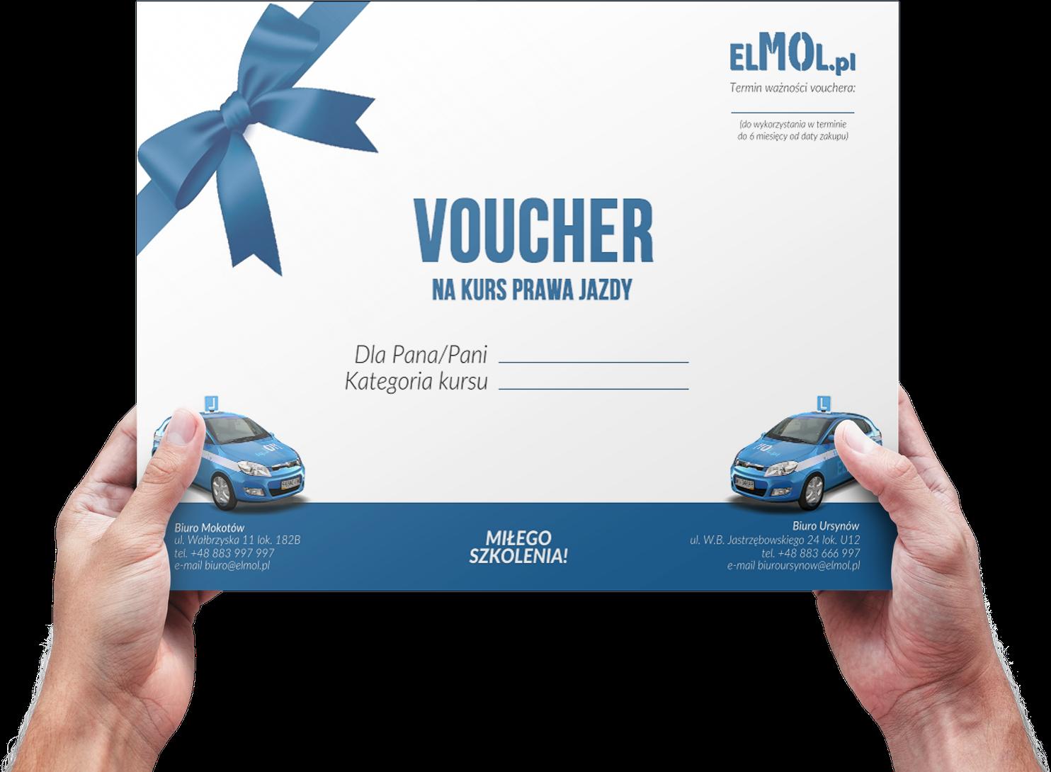 Read more about the article Elmol – voucher