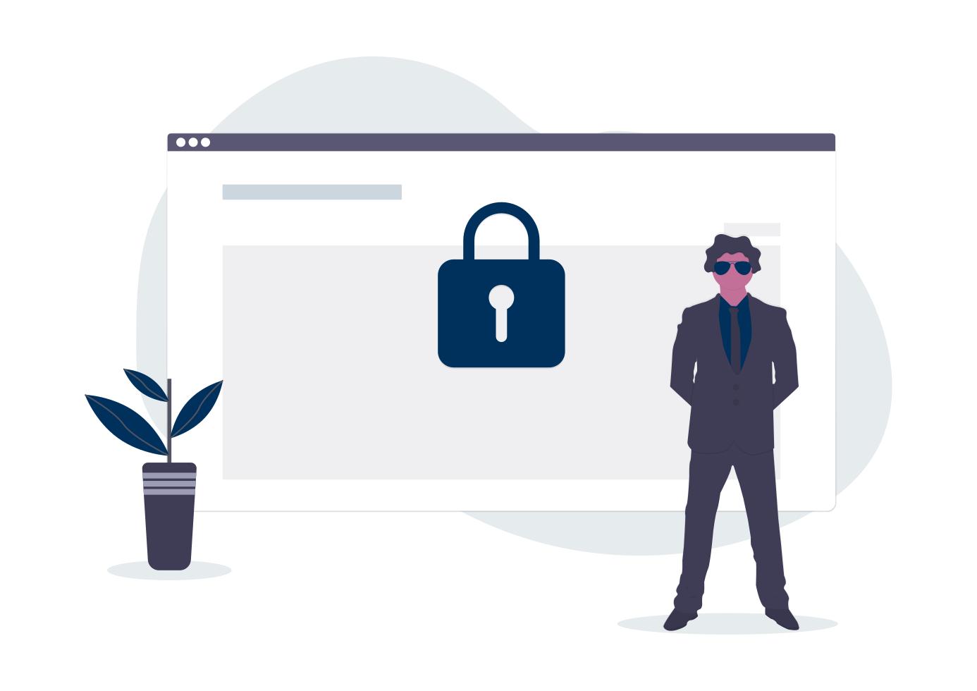 Administrowanie stron internetowych - bezpieczeństwo